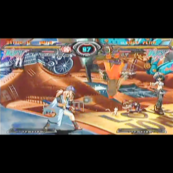 GUILTY GEAR XX Λ CORE -ACCENT CORE-