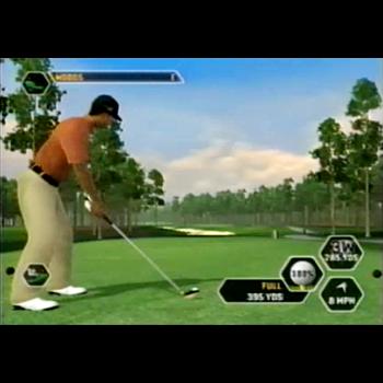 タイガーウッズ PGA TOUR 08