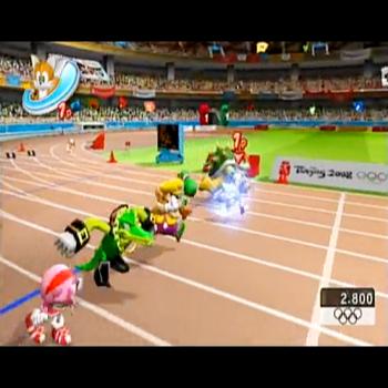 マリオ&ソニック AT 北京オリンピック