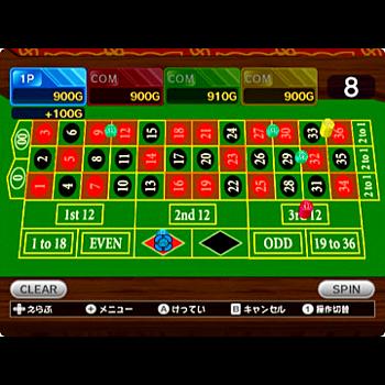 SIMPLE Wiiシリーズ Vol.3 遊んで覚える THE パーティー・カジノ