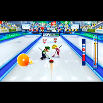 マリオ&ソニック AT バンクーバーオリンピック