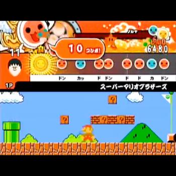 太鼓の達人Wii ドドーンと2代目!