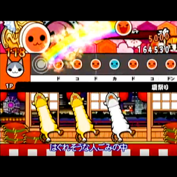 太鼓の達人Wii ドドーンと2代目!(「太鼓とバチ」同梱版)