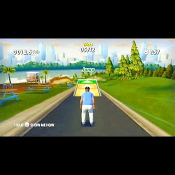 EA SPORTS アクティブ パーソナルトレーナーWii 6週間集中ひきしめプログラム