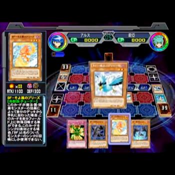 遊☆戯☆王5D's Duel Transer