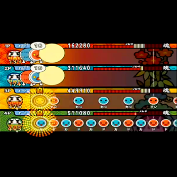 太鼓の達人 Wii 決定版